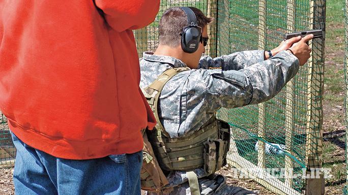 West Point GLOCK 34 training