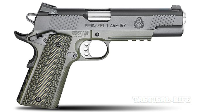 Top 1911 handguns 2015 SPRINGFIELD MARINE CORPS OPERATOR