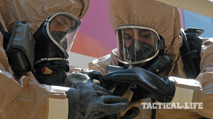 Ebola 48th Chemical, Biological, Radiological and Nuclear US Army