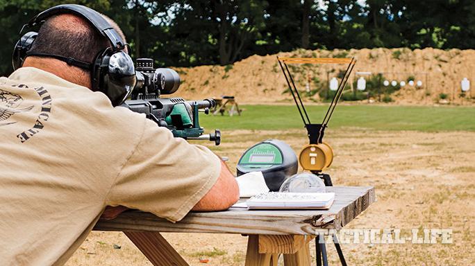Barrett 98B tactical rifle TW May 2015 range