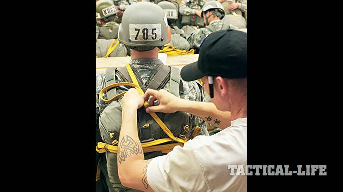 US Army Airborne School SWMP April 2015 rigging
