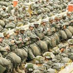 US Army Airborne School SWMP April 2015 students