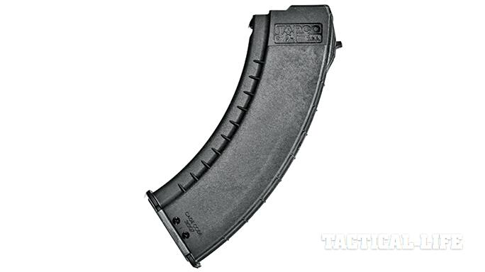 AK 2015 Magazines and Drums TAPCO Smooth Side Magazine