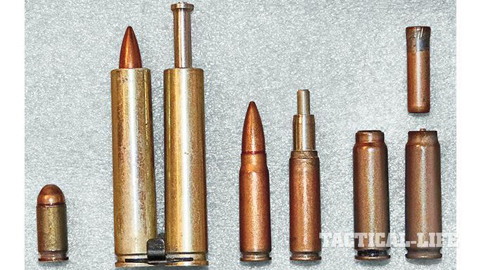 AK 2015 Soviet pistols ammo