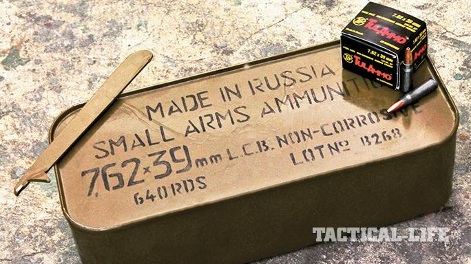 AK 2015 Products SURPLUS 7.62x39mm Spam Can
