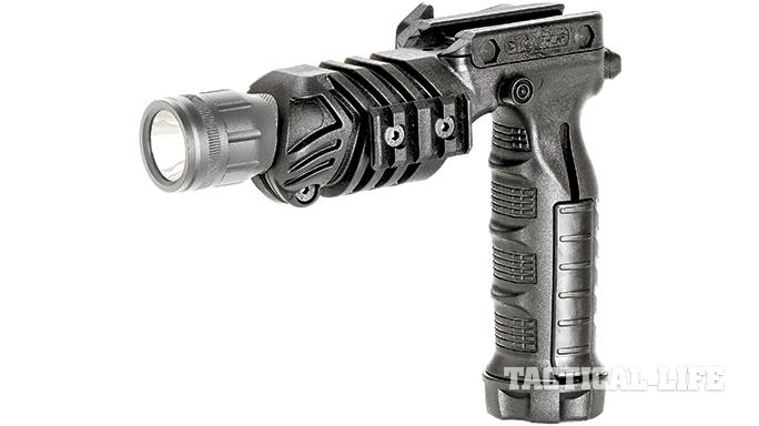 AK 2015 stocks grips CAA Flashlight Grip Adaptor