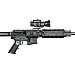 AR-15 Rifles Under $1,000 TW May 2015 Alex Pro Firearms Econo Carbine