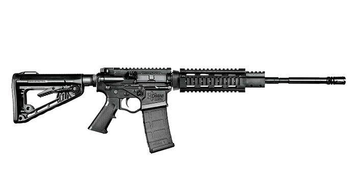 AR-15 Rifles Under $1,000 TW May 2015 American Tactical Omni Hybrid MAXX