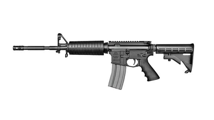 AR-15 Rifles Under $1,000 TW May 2015 DS Arms ZM4