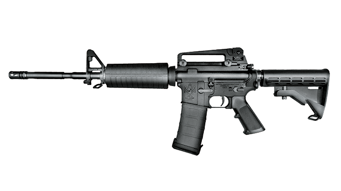 AR-15 Rifles Under $1,000 TW May 2015 Tactical Weapons Solutions TWS01-EL