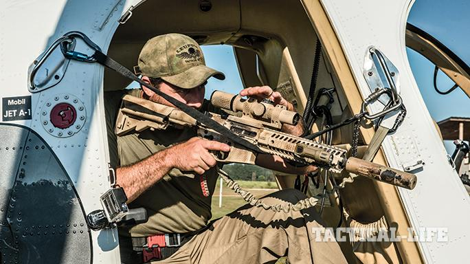 Armageddon Tactical Solution's Elite Sniper Training Course aim