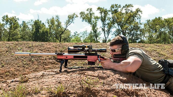 Armageddon Tactical Solution's Elite Sniper Training Course position