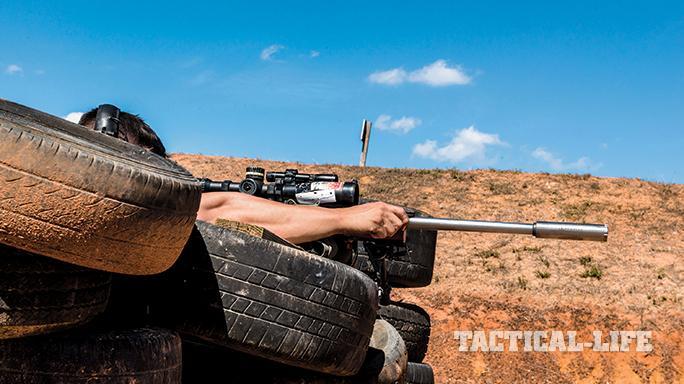 Armageddon Tactical Solution's Elite Sniper Training Course tires