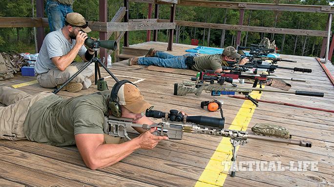 Armageddon Tactical Solution's Elite Sniper Training Course