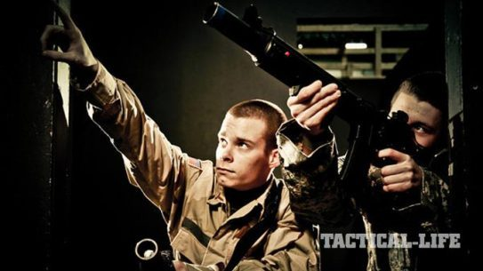 Battle House Laser Tag Law Enforcement