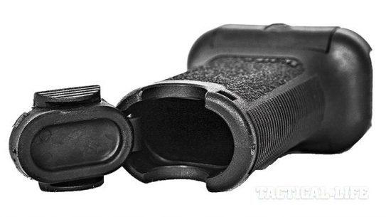 BCM Short GunFighter Vertical Grip open