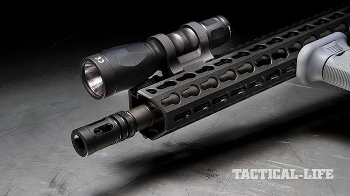 Bravo Company BCMGUNFIGHTER Keymod Light Mounts One Inch Keymod lead
