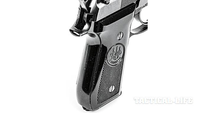Beretta 92 series SWMP April 2015 grip