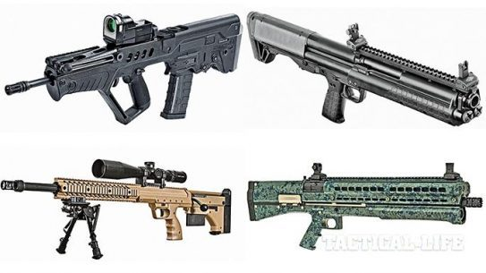 13 Elite Bullpups For Close Quarters Combat