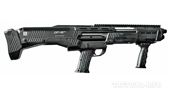 13 CQB Bullpups Self-Defense Standard MFG. Co. DP-12