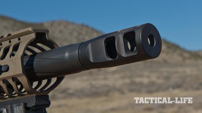 Diamondback Firearms DB10E rifle 7.62 sneak speak brake