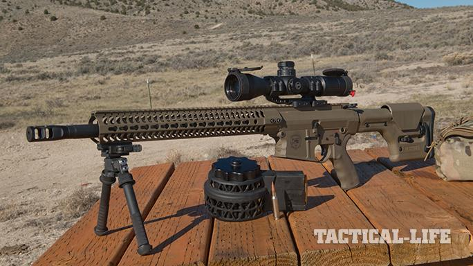 Diamondback Firearms DB10E rifle 7.62 sneak speak left