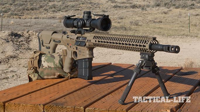 Diamondback Firearms DB10E rifle 7.62 sneak speak right