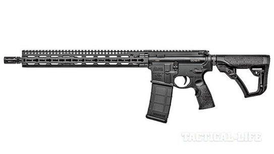 Daniel Defense DDM4V11 LW 5.56mm SWMP April 2015 left