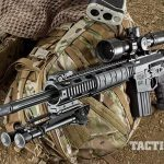 DPMS GII SASS rifle AR SWMP April 2015 lead