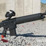 EAA MKA 1919 Match AR-Style Shotgun solo