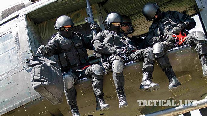 Greece EKAM Glock 21 chopper