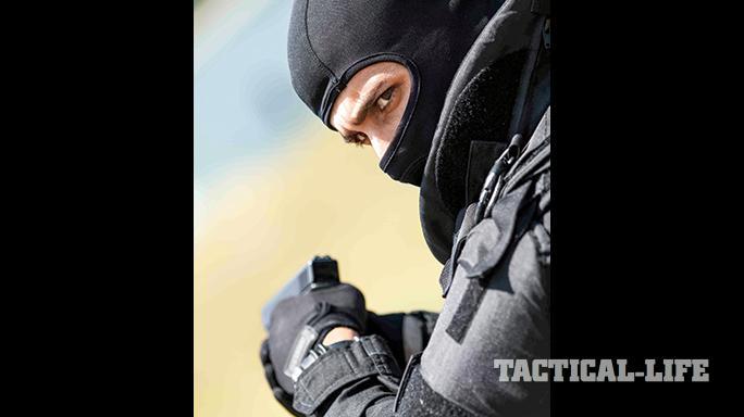 Greece EKAM Glock 21 mask