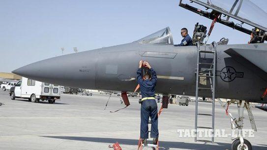 F-15E Strike Eagle ISIL ISIS