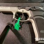 Full size handgun top 2015 Bersa Thunder 9 Pro XT