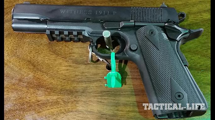 Full size handgun top 2015 EAA Witness Elite 1911 Polymer