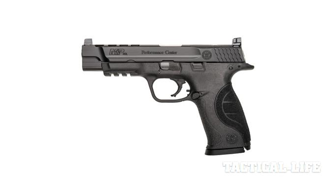 Full size handgun top 2015 Smith & Wesson M&P 40 Performance Center Ported