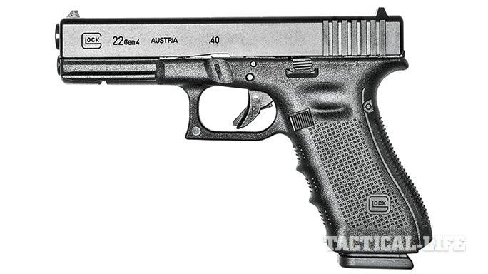 Glock 2015 transition GLOCK 22 Gen4