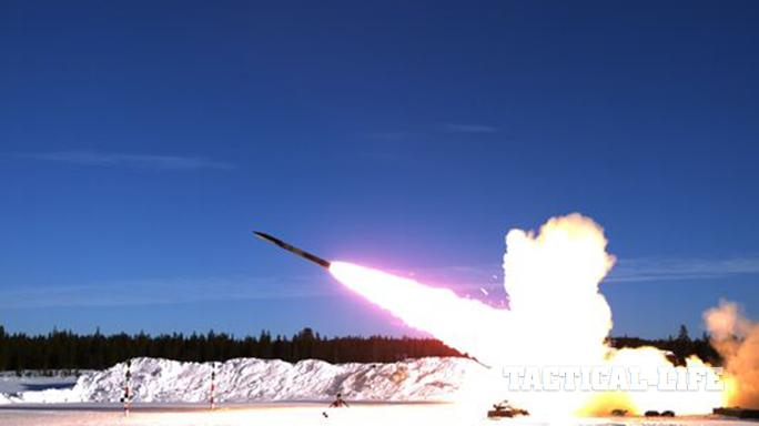 Boeing Saab Ground Launched Small Diameter Bomb GLSDB