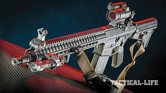 GWLE April 2015 CMMG Mk3 CBR Combat Battle Rifle