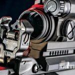 GWLE April 2015 CMMG Mk3 CBR rear sight