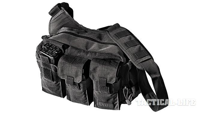 GWLE April 2015 law enforcement gear 5.11 Bail Out Bag