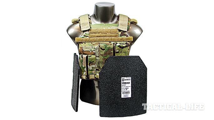 GWLE April 2015 law enforcement gear AR500 ARMOR Sentry Plate Carrier Package