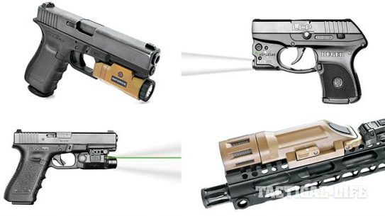 Gear Bag: Top 12 Weapon-Mounted Lights For 2015