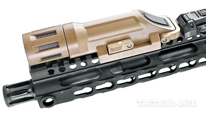GWLE April 2015 Weapon-mounted lights Inforce WMLx
