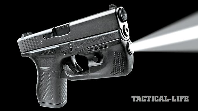GWLE April 2015 Weapon-mounted lights Lasermax Centerfire
