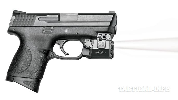 GWLE April 2015 Weapon-mounted lights Viridian CTL