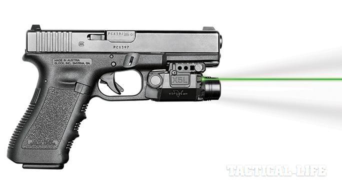 GWLE April 2015 Weapon-mounted lights Viridian X5L