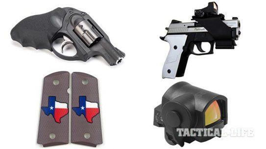 Ultra-Tough Handgun Accessories For 2015