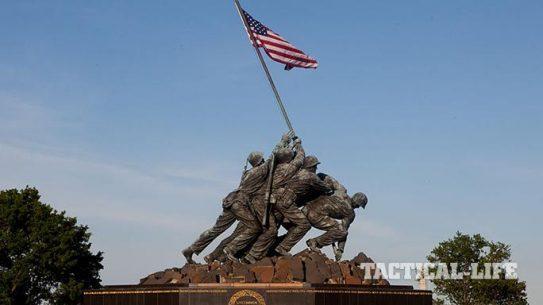 Battle of Iwo Jima Memorial 70th Anniversary