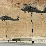 Jordanian Special Forces SWMP April 2015 helicopter